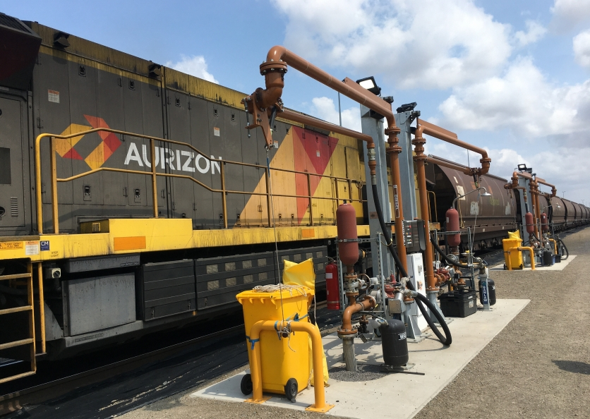 Aurizon Fuel Dispensing