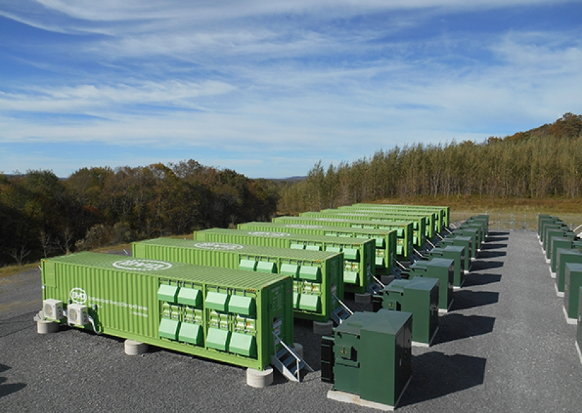 Power Quality using Large Scale Energy Storage Pic